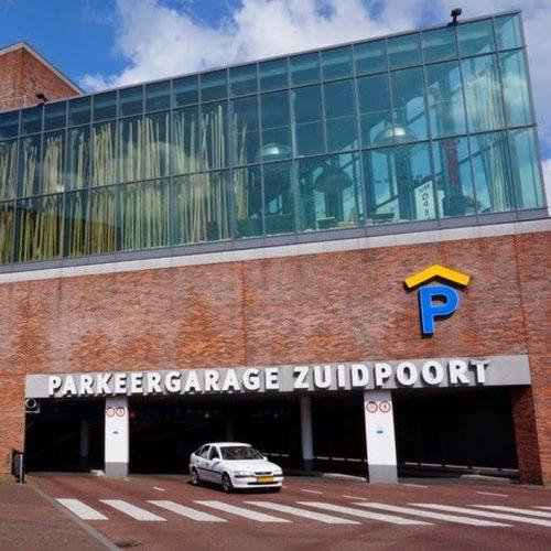 Parkeergarage Zuidpoort