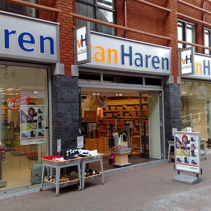 VAN HAREN