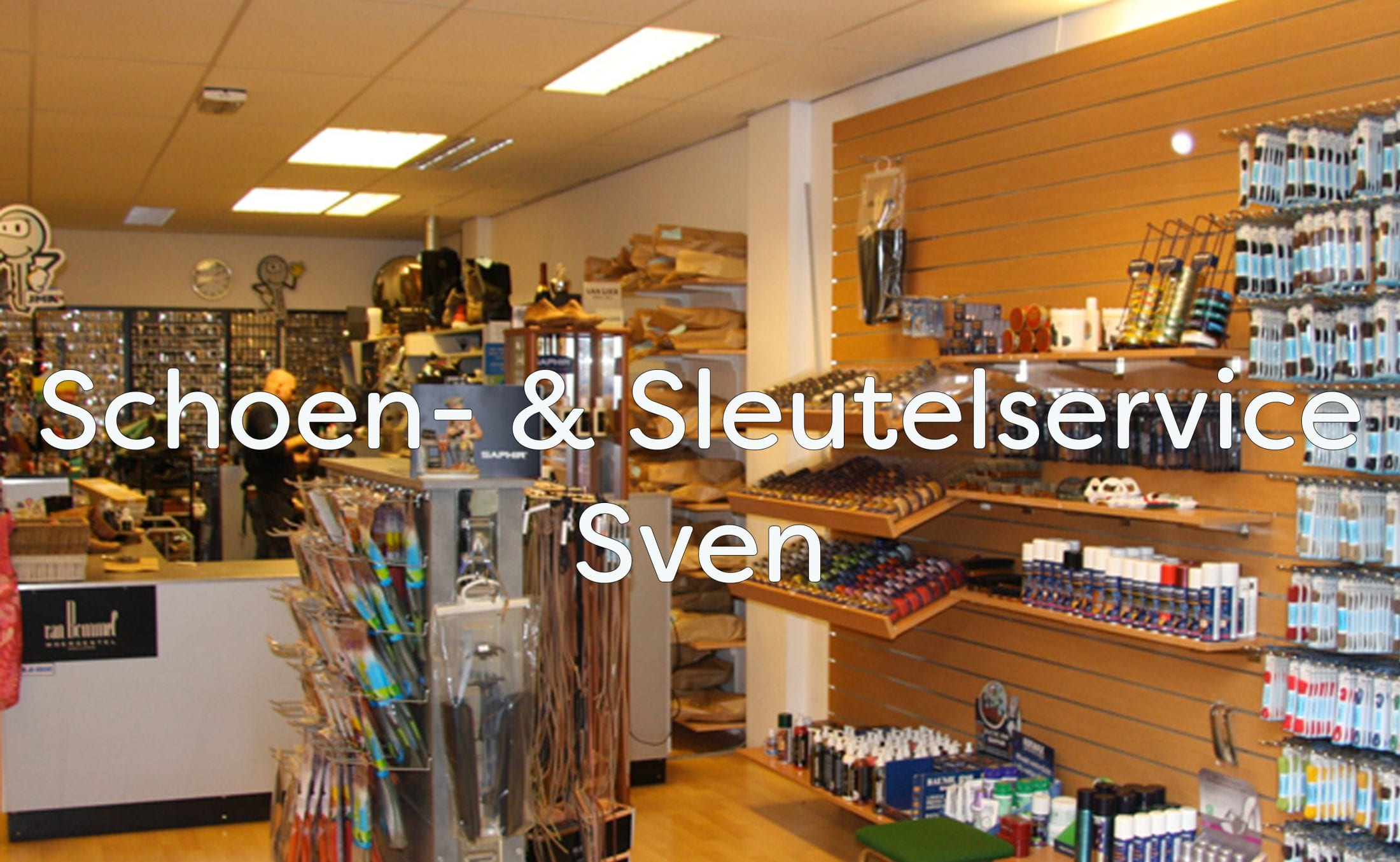 Schoen- & Sleutelservice Sven