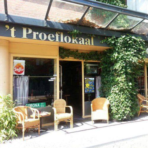 PS - proeflokaal